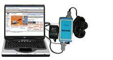 Portable Digital Spirometer With Printer
