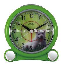 apple shape alarm clock CK-722