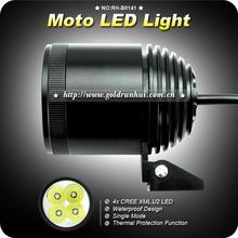 Goldrunhui RH-B0141 30W Super Bright Waterproof IP68 Mini Cooper Headlight