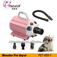 Mecalor pet hair dryer dog blower