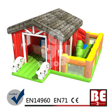 Backyard Air Jumping Castles Inflatable Commercial For Children