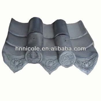 chinese antique asphalt roofing