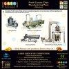 Natural Fresh Cassava Chips Making Machines Exporter m205