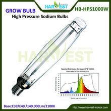 Indoor Plants growing equal 1000w hps led grow light
