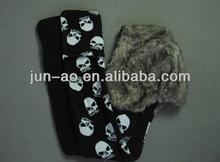 nanjing faux fur winter bomber trapper hat