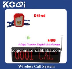 Nurse Calling System K-800+N for hospital