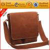 cellphone shoulder bags 2013 satchels man bags sling bags men vintage leather shoulder bag for young boy wholesale made in China