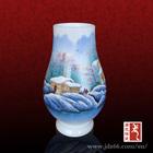Ceramic Home Decoration Symbolize A timely snow promises a good harvest old fashion vases