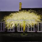 color changing fiber optic led light gardening