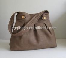 Gorgeous hobo style women's weekend bag,weekender