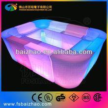 led sofa tray
