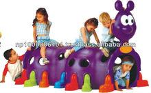 Plastic Purple Caterpillar