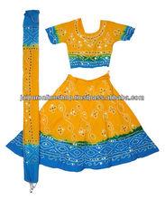 Designer kids lehenga choli / ethnic wear
