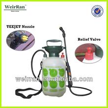 (22777) water full plastic chemical multi-purpose pressure liquid spray paint sprayer