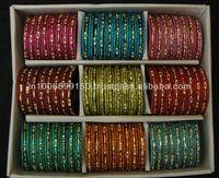 Beautiful Thin Glass bangles