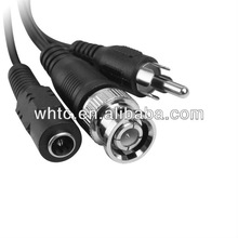 cctv catv and sat tv cable BNC RCA DC
