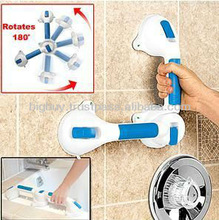 Bathroom Safety Bar Double Grip Handle for Shower
