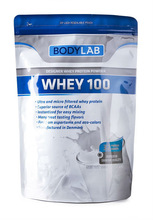 Bodylab Whey 100 Protein Powder