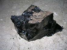Solid Bitumen (tar)