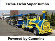 Tourist train Tschu-tschu Super Jumbo