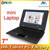 China new 2014 mini laptop android wholesale netbooks ultrabook laptop mini netbook sumsamg laptop
