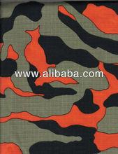 bomba camouflage fabric