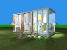 Modular Steel Family House