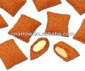 Inflado de chocolate relleno de snacks que hace la máquina/línea de producción