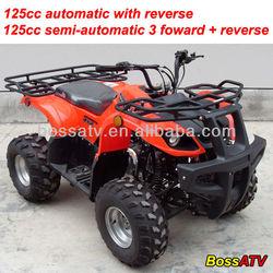 125cc automatic ATV