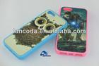 wholesale custom design sublimation phone case for iphone 5/5s