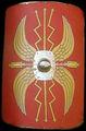 средневековые римские щит