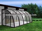 elegant design sunroom roof