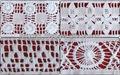Ponto de bordado, hemstitch mão, mão costura bordado projetos, vietname ponto de bordado em tecido