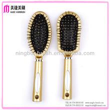 japan style goody hair brush high quality plastic hair brush