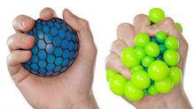 Infectious stress ball, virus stress ball