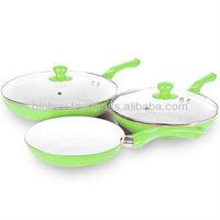 Ceramic Chef Pan Set