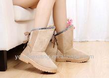 Platform shoes winter boots