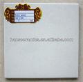 Telha cerâmica branca, procelain telha, cerâmica espanhola, 200x200 20x20