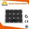 China manufacturer good price 30w mono solar panel factory direct OEM