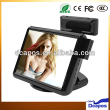 Cheap 15'' All in One Touch Screen Restaurant POS Terminal