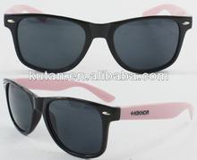 Pink Temple Eyewear Frame