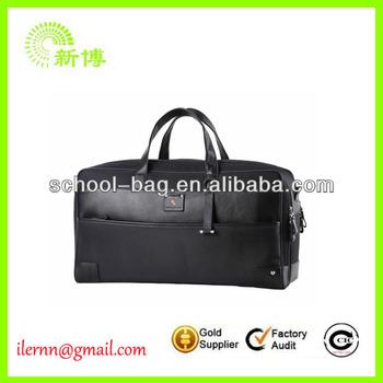 New designer promotion blank travel bags for men