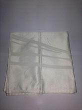 White Linen Table Napkin