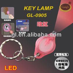 led mini keylamp battery operated night light