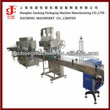 Automatic Vegetable Oil Bottle Filling Production Line