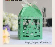 Free ribbon! decoration chrismas cake box candy box wedding and party decoration