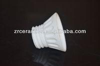Alumina Led Ceramic Lamp cap