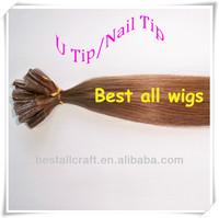 Pre-bonded Brazilian Human Hair Extension Aliexpress Fr