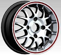 custom made car alloy wheels rims KD483