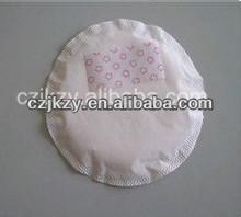 disposable sweat absorbent bra pad